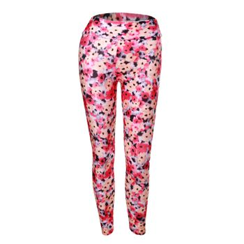 Bunte Goa Wellnesshose Hippie Leggings – Bild 1