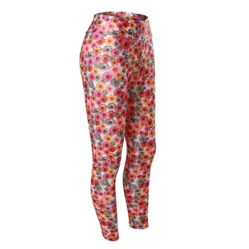 Bunte Goa Wellnesshose Hippie Leggings – Bild 5