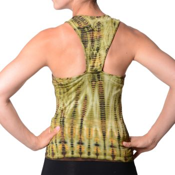 70s Retro Sure Strap Top Buddha Tears – Bild 10