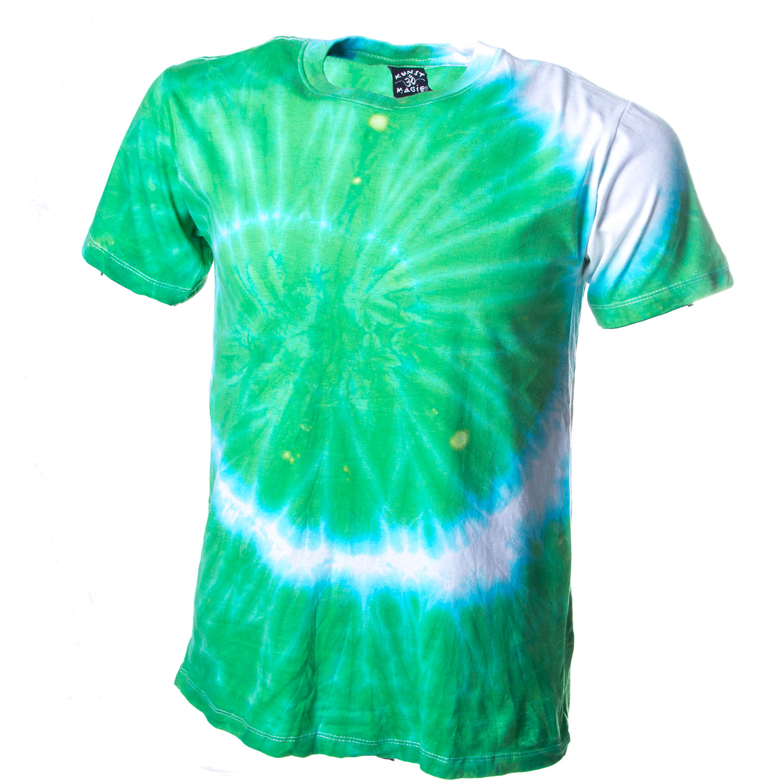 Herren Buntes 70er Retro Hippie Batik T Shirt  Awesome Ideas