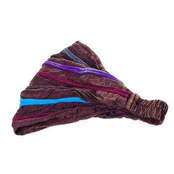 Kunst und Magie Stirnband Haarband Goa Stonewashed Hippie Kopftuch Haarband – Bild 3