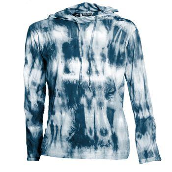 Kunst und Magie Sure Hoody Kapuzenshirt Tie Dye Batik Shirt  – Bild 8