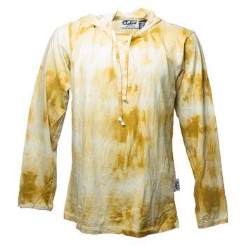 Kunst und Magie Sure Hoody Kapuzenshirt Tie Dye Batik Shirt  – Bild 7