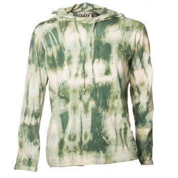 Kunst und Magie Sure Hoody Kapuzenshirt Tie Dye Batik Shirt  – Bild 1