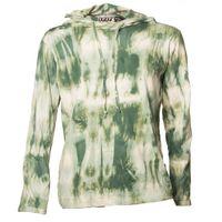 Kunst und Magie Sure Hoody Kapuzenshirt Tie Dye Batik Shirt  001