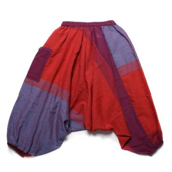 Kunst & Magie Colorful Kids Harem Goa Aladin Pants Goa hippie – Bild 7