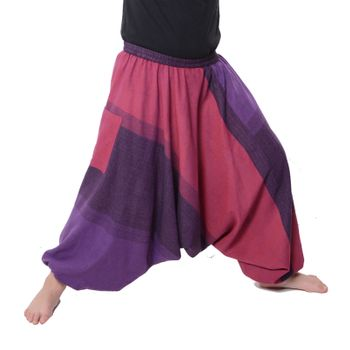 Kunst & Magie Colorful Kids Harem Goa Aladin Pants Goa hippie – Bild 9