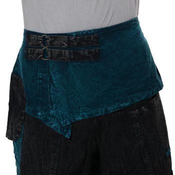 Kunst und Magie OM Baggy Pants - Stonewashed Goapants – Bild 16