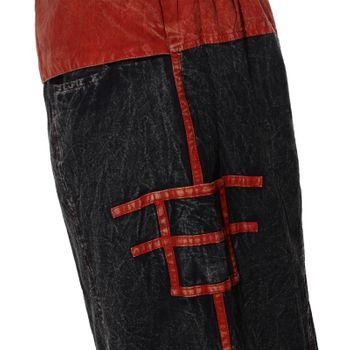 Kunst und Magie OM Baggy Pants - Stonewashed Goapants – Bild 12