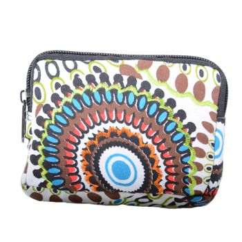 Beautiful Shoulder Bag with Embroidered Mandalas Goa Psy – Bild 9
