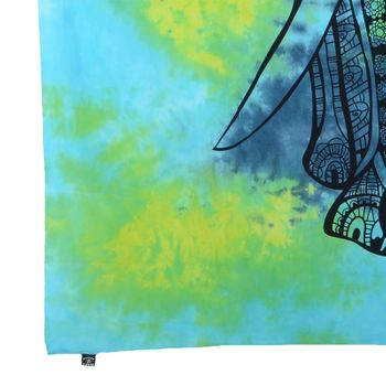 Kunst und Magie Wall hanging elephant approx. 88.5 x 78.5 inches – Bild 3