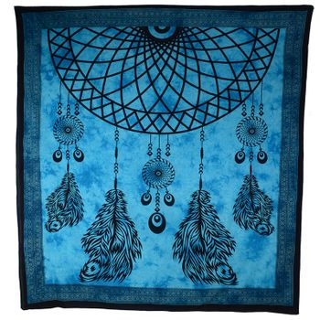 Kunst und Magie Wall hanging dream catcher approx. 90.5 x 81 inches – Bild 1