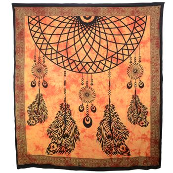 Kunst und Magie Wall hanging dream catcher approx. 90.5 x 81 inches – Bild 6