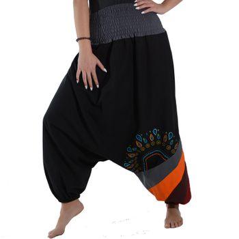 Oriental Harem Pants Afghani Pants in Classic Colors – Bild 1