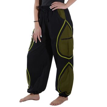 Kunst und Magie Women Goa Harem Pants Baggy Pants