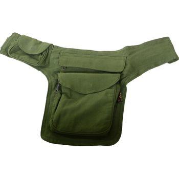 Kunst und Magie Goa Hippie Belly Bag Belt Bag Festival Bag – Bild 3