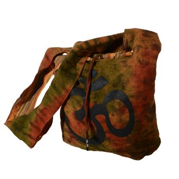 Kunst und Magie shoulder bag with colorful psy patterns – Bild 22