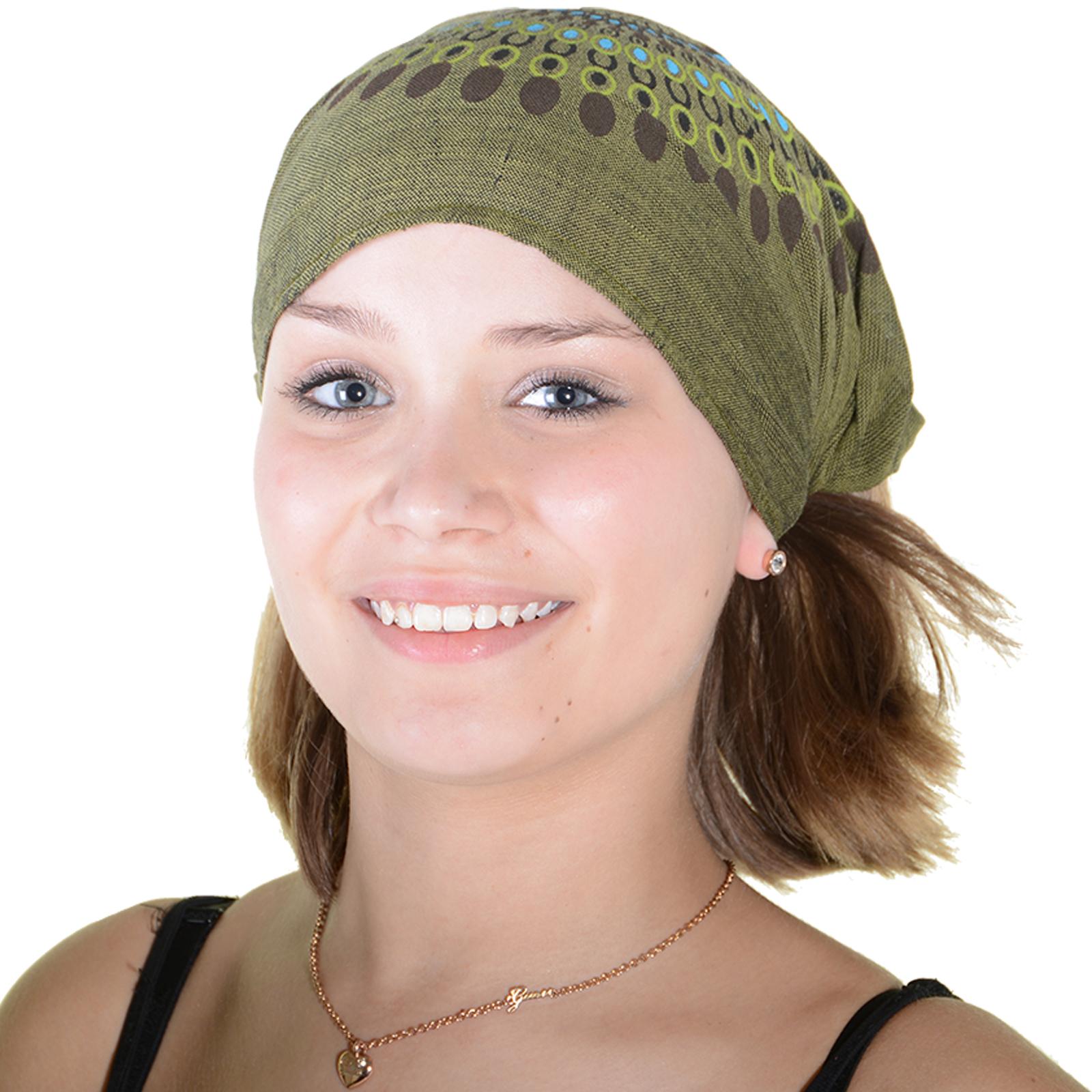 04680c9f5e6015 Kunst und Magie Stirnband Haarband Goa Mandala Hippie Kopftuch Haarband