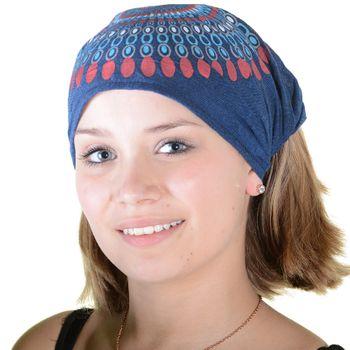Kunst und Magie Stirnband Haarband Goa Mandala Hippie Kopftuch Haarband – Bild 8