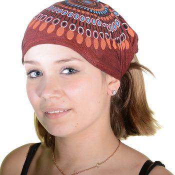 Kunst und Magie Colorful Free Size Headband – Bild 11