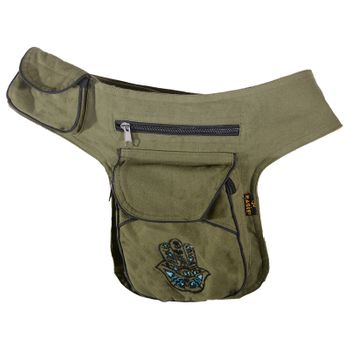 Kunst und Magie Goa Hippie Belly Bag Belt Bag Festival Bag