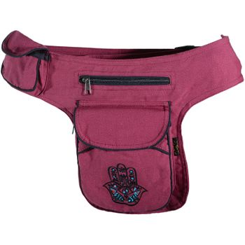 Kunst und Magie Goa Hippie Belly Bag Belt Bag Festival Bag – Bild 7