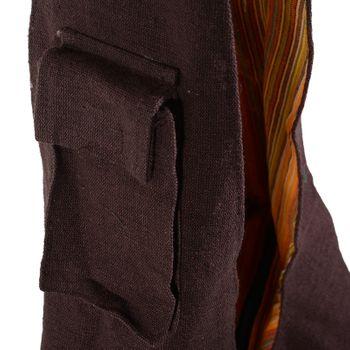 "Kunst und Magie shoulder bag with Goa ""OM"" patterns – Bild 12"