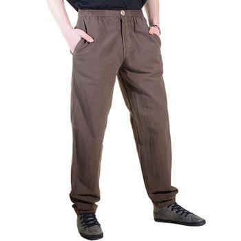 Kunst und Magie Goa Psy Hippie pants - Man leisure pants – Bild 12