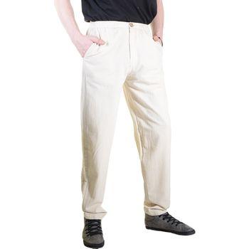 Kunst und Magie Goa Psy Hippie pants - Man leisure pants – Bild 24