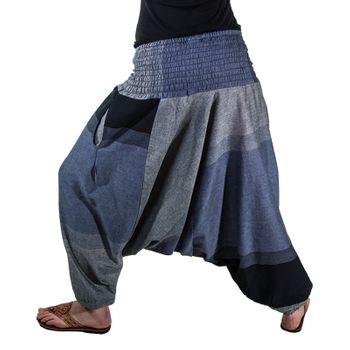 Oriental Harem Pants Afghani Pants in classic colors – Bild 11