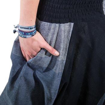 Oriental Harem Pants Afghani Pants in classic colors – Bild 12
