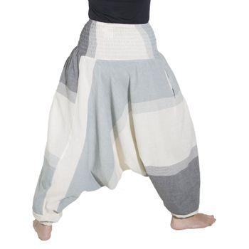 Kunst und Magie Unisex orientalische Yoga Freizeit Haremshose  – Bild 16