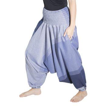 Kunst und Magie Unisex orientalische Yoga Freizeit Haremshose  – Bild 17