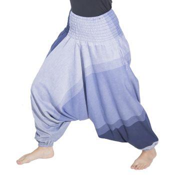 Kunst und Magie Unisex orientalische Yoga Freizeit Haremshose  – Bild 19