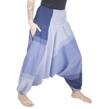 Kunst und Magie Unisex orientalische Yoga Freizeit Haremshose  – Bild 18
