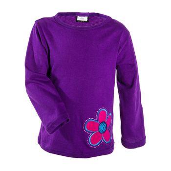 Kunst und Magie farbenfrohe bunte Kinder T-shirts mit Blumen Stickerei Goa Hippie – Bild 4
