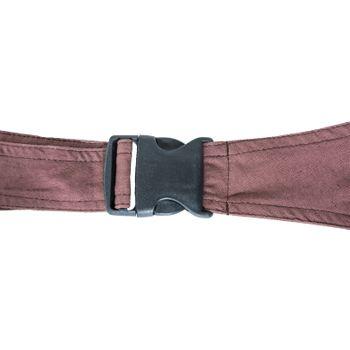 Kunst und Magie Double fanny pack Sidebag belt pouch pocket Festival Hippie Goa – Bild 9