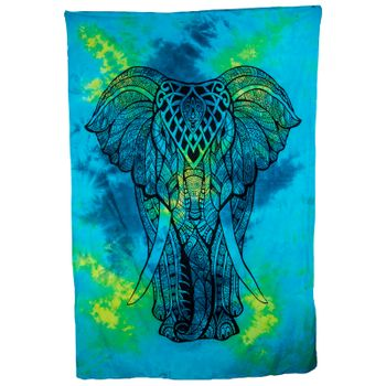 Kunst und Magie Wall Hanging The Elephant  79 x 53 inches – Bild 9