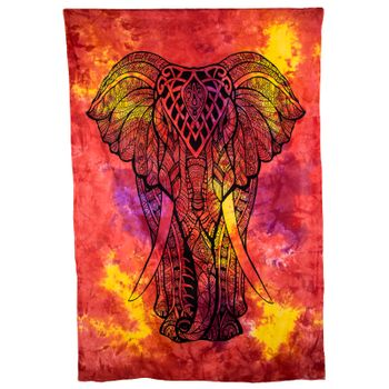 Kunst und Magie Wall Hanging The Elephant  79 x 53 inches – Bild 7