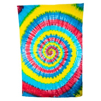Kunst und Magie Wall hanging  Dreamcatcher 100 % cotton approx. 78.5 x 53 inch – Bild 1