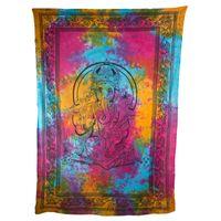 Kunst und Magie Wandbehang mehrfarbig Ganesha ca. 200 x 135 cm 001