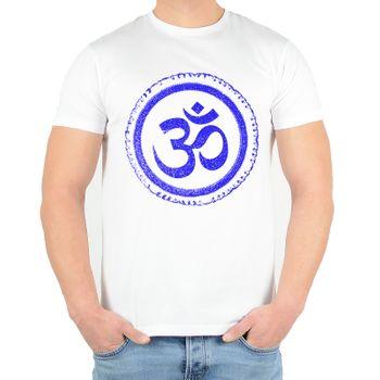 """Kunst und Magie Herren T-Shirt  mit Motiv """"OM"""" – Bild 22"""