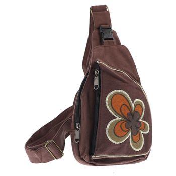 Kunst und Magie Hippie Goa Bodybag Schultertasche – Bild 9