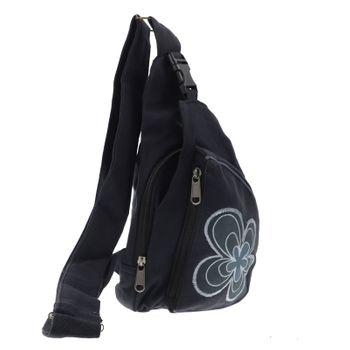 Kunst und Magie Hippie Goa Bodybag Schultertasche – Bild 13