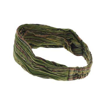 KUNST UND MAGIE unisex hippie Stonewashed Batik Kopfband Stirnband Goa Yoga – Bild 1