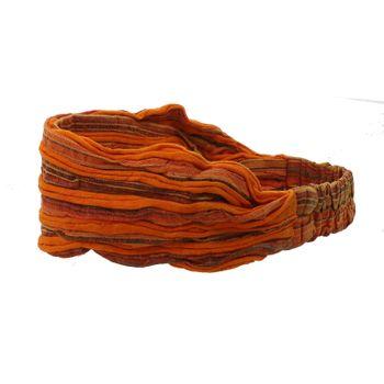 KUNST UND MAGIE unisex hippie Stonewashed Batik Kopfband Stirnband Goa Yoga – Bild 4