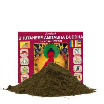 """Amitabha Bhutanese Incense  Shamanisches Räucherwerk """" Frieden und Wohlstand""""  aus dem Himalaya – Bild 1"""