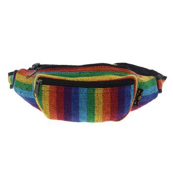Goa Belt Bag OM-Symbol Fanny Pack Festival Bag – Bild 5