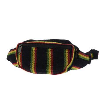 Goa Belt Bag OM-Symbol Fanny Pack Festival Bag – Bild 15