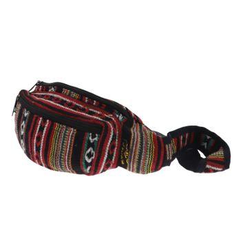 Goa Belt Bag OM-Symbol Fanny Pack Festival Bag – Bild 14